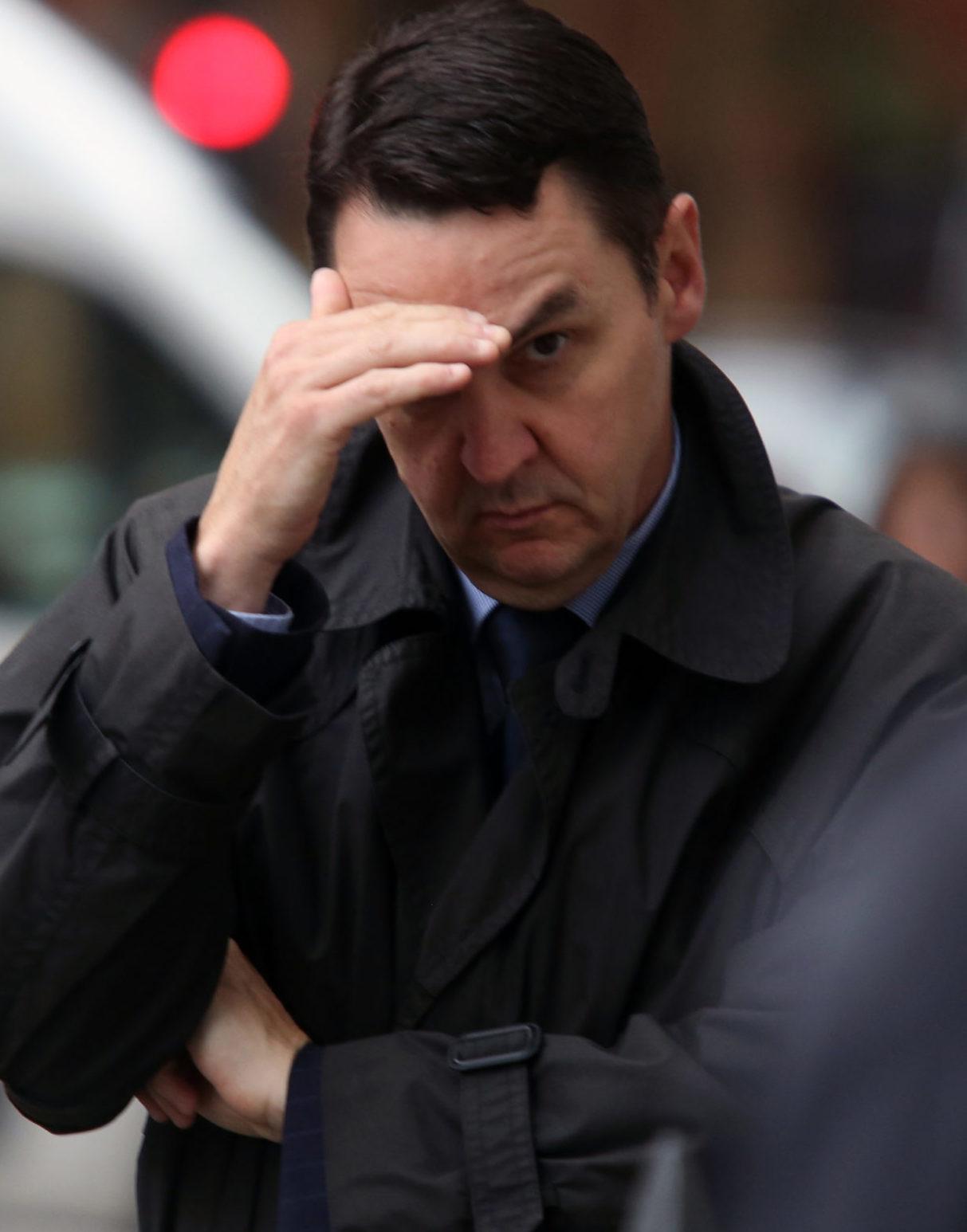Upskirting Brexit barrister walks free