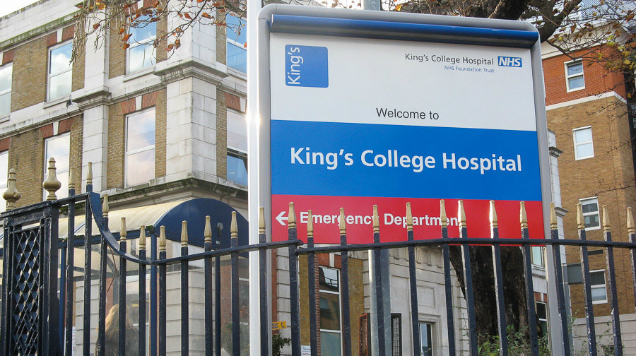 Drowned man was turned away from hospital