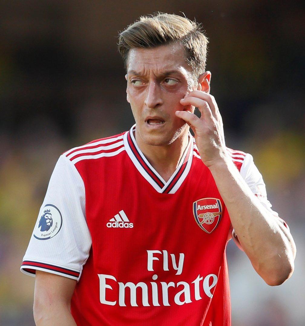 Arsenal stars had watch worth, er £200k