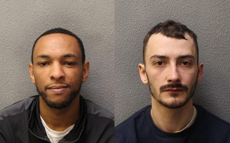 Moped bandits who mugged Arsenal stars face jail