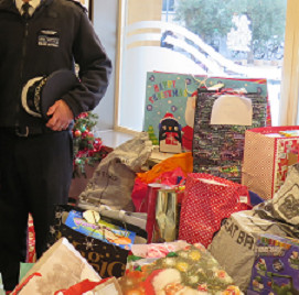Police get early Christmas present when time waster get three years