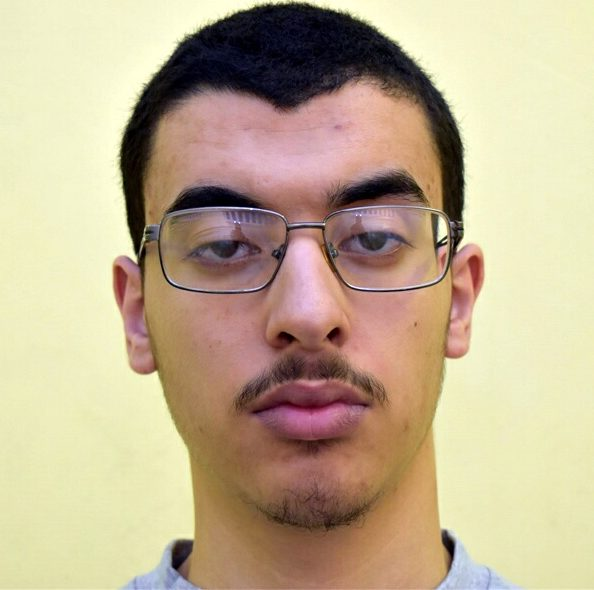 Manchester Arena bomber says prison officer is a 'filthy pig'