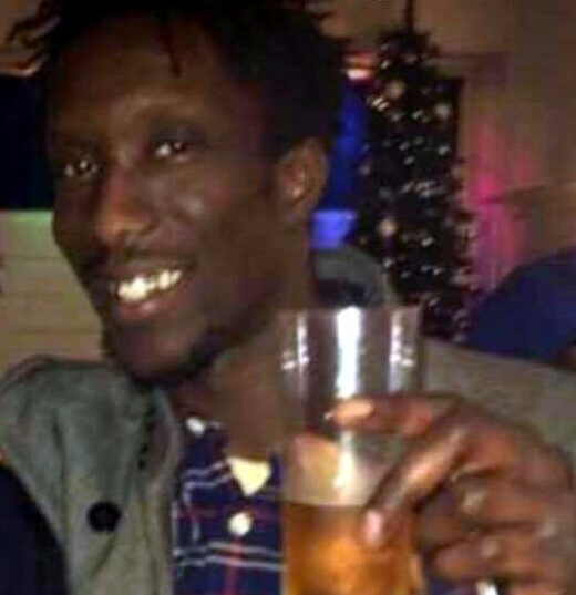 Giggling gangster faces life sentence