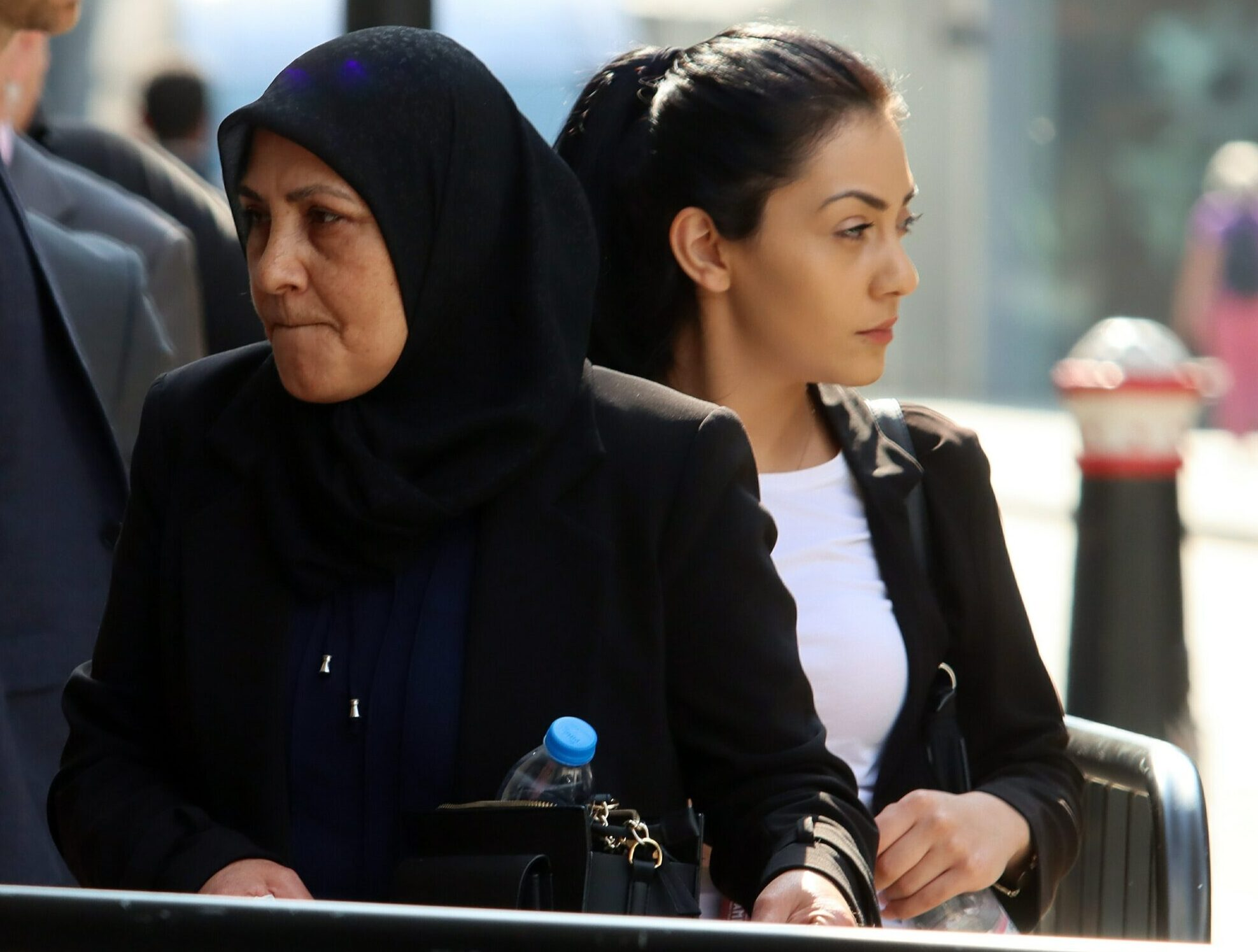 Mother and sister in 'cover up' after man mowed down cop