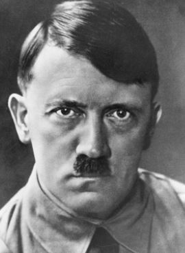 Teenagers 'shared picture of Hitler on chat group'