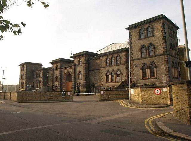 Murder suspect 'too terrified of Covid' to leave jail
