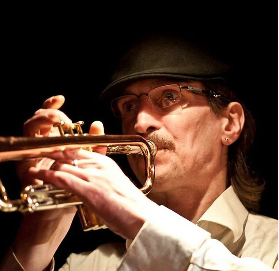 Jazz musician was murdered 'protecting his cat'