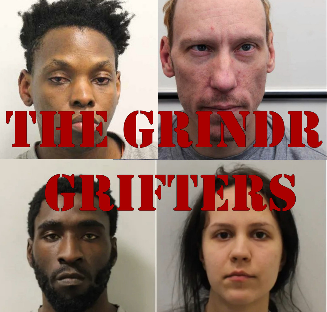 'Grindr grifter' jailed for at least 16 years