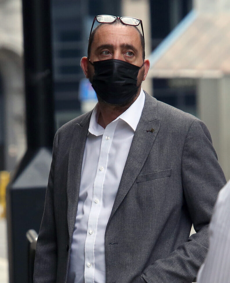 Engineer cleared of groping woman's breasts